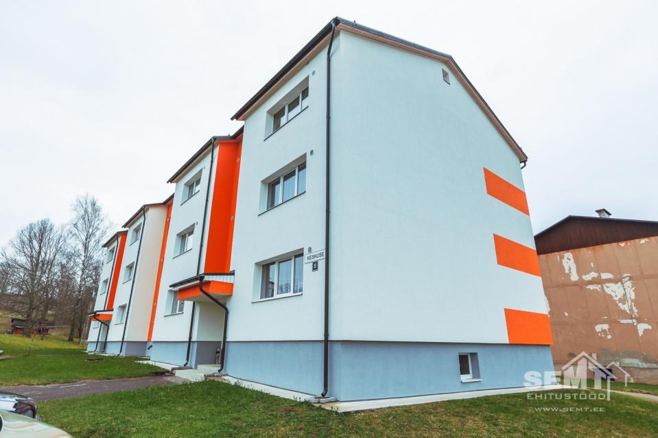 KESKUSE 5, OTEPÄÄ, VALGAMAA